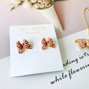 ❗️LAST 1❗️Kate Spade Bow Stud Earrings